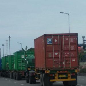 Trucking kay ocean