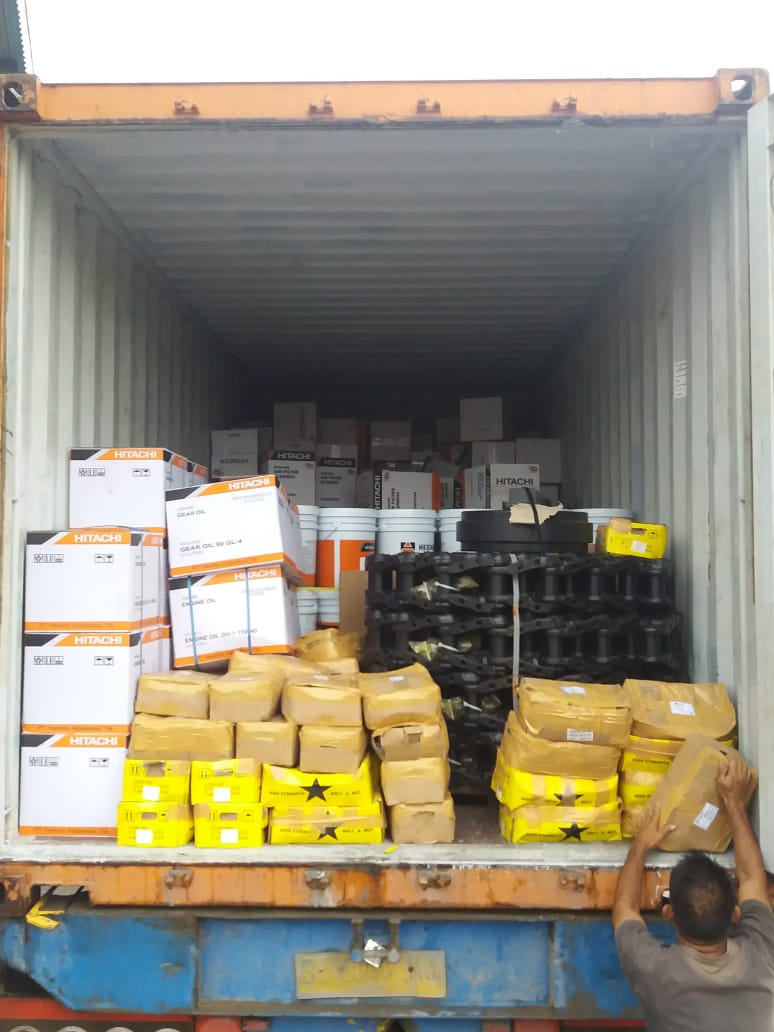 kexindo unloading